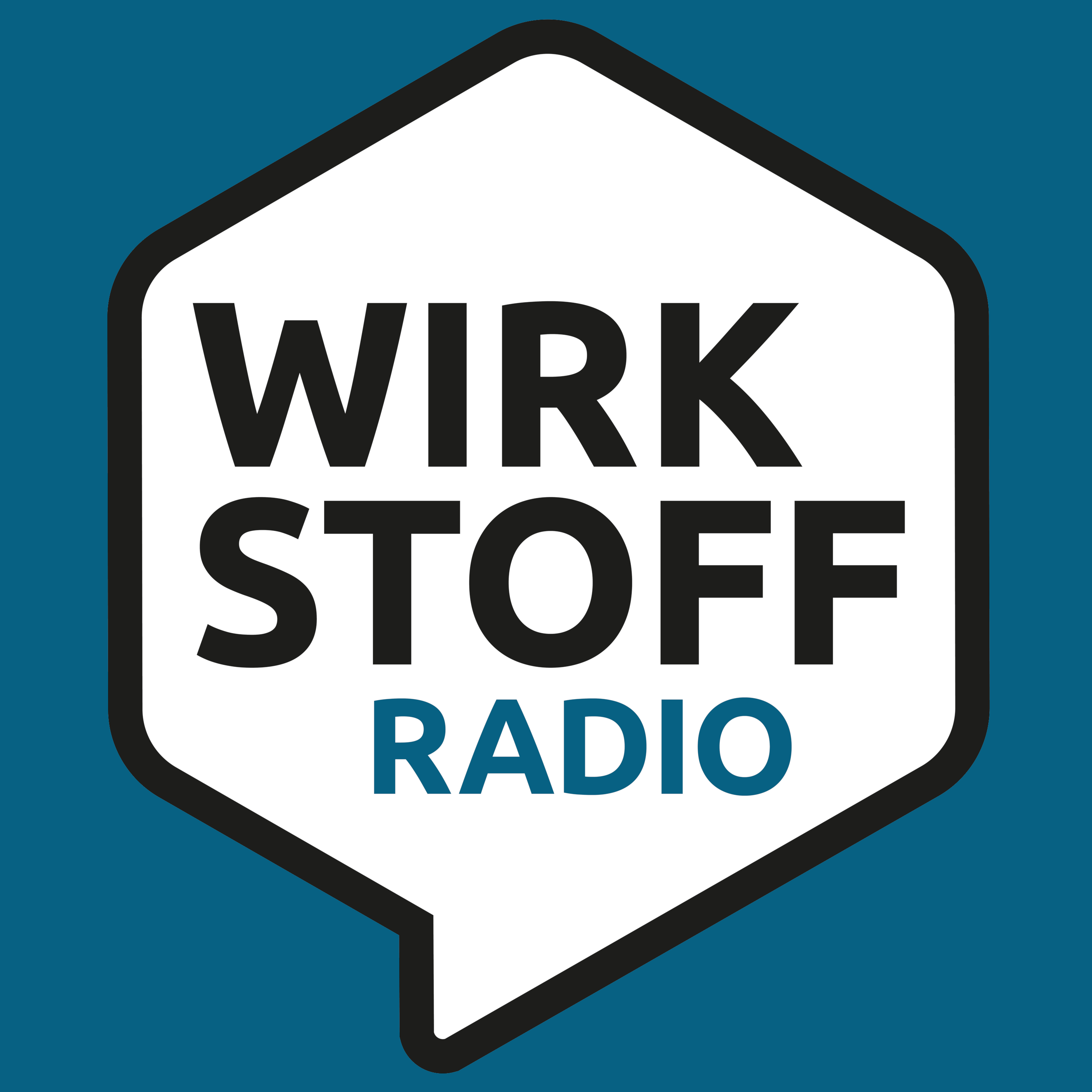 Wirkstoffradio (MP3 Feed)