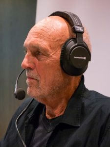 Portrait seitlich Prof. Dr. Hans-Dieter Höltje
