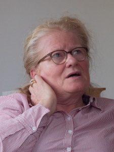 Portrait von Frau Prof. Dr. Steinhagen-Thiessen