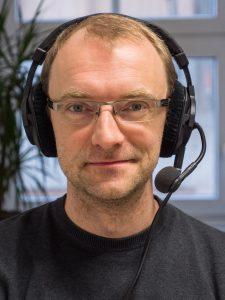 Portrait von Dr. Hajo Kries
